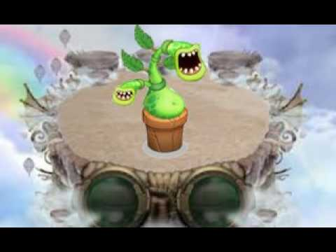 If Potbelly went to Air Island - My Singing Monsters What If's