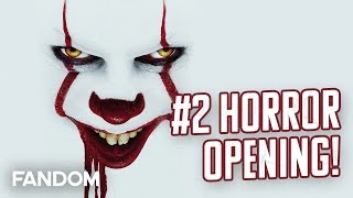It Chapter Two Has #2 Horror Opening Ever!   Charting with Dan