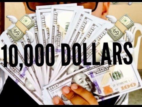 Prop money unboxing