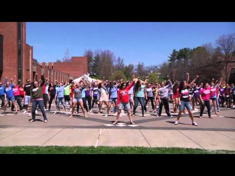 SUNY Oneonta Flash Mob
