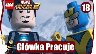 Lego Marvel Super Heroes 2 Po Polsku - Odc 18 GŁÓwka Pracuje Gameplay Pl | PosiadŁoŚĆ Avengers