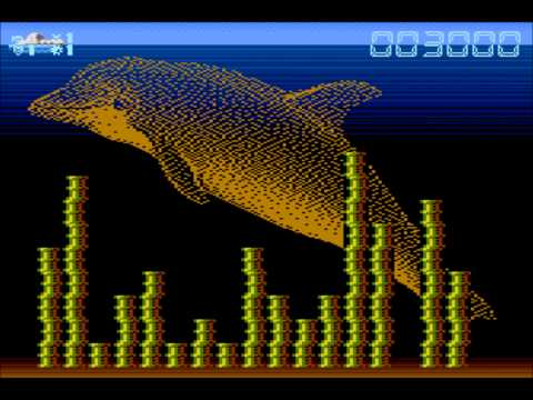 Ocean Detox for the Atari 8-bit family
