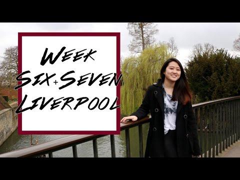 Liverpool Vlog - Week 6 & 7 | Blackpool and Cambridge
