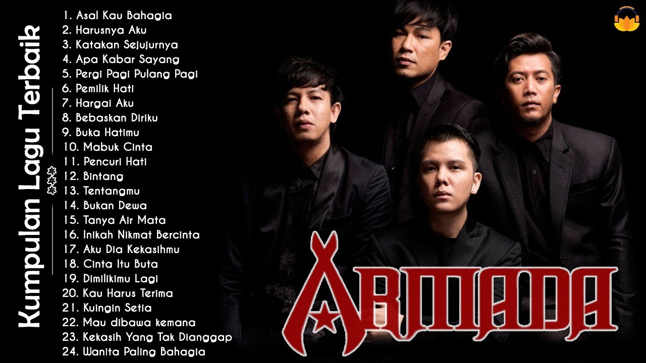 Download Armada Full Album - Tanpa Iklan - Armada Band Full Album 2020 - Asal Kau Bahagia - Awas Jatuh Cinta MP3 Gratis