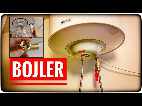 Jak podłączyć bojler elektryczny ? Montaż podgrzewacza wody na ścianie