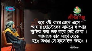 """Mr Mango candy presents """"JIBON GOLPO"""" I Ep: 75 I RJ Kebria I Dhaka fm 90.4 I Sweety"""