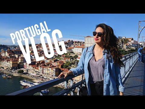 Portugal Castle Hopping | Travel Vlog 🇵🇹