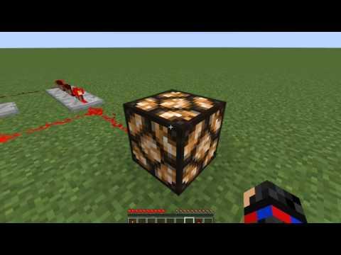 Minecraft: HOW TO MAKE A REDSTONE LAMP FLICKER (Minecraft Tutorial)