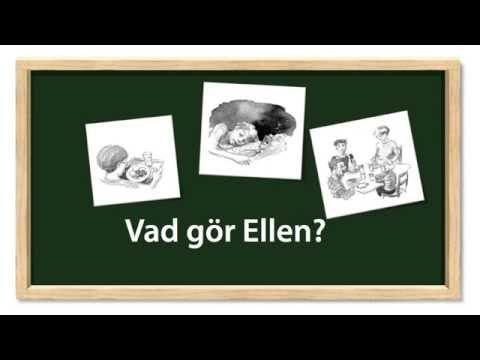 Learn Swedish Language - Vad gör de? (Part 3)