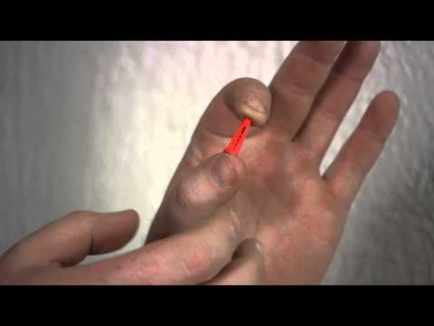How to Put Screws Into Plaster : Nails, Screws & Wall Hangings