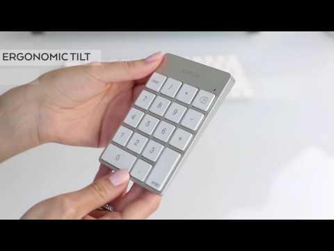 Satechi Slim Aluminum Wireless Keypad
