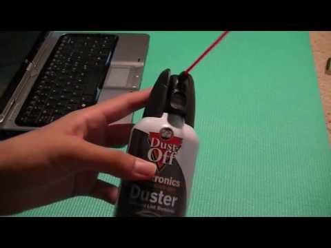 DustOFF Compressed Air Keyboard Cleaner Review: