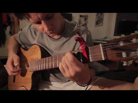 The Avener - Lonely boy (Acoustic Fingerstyle Guitar Version)