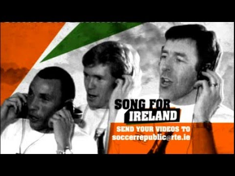 Create the unofficial Euro 2016 Song for Ireland