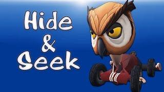 Gmod Ep. 45 Hide And Seek - Car Edition!!! (Garry