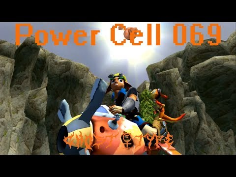 Find The Hidden Power Cell | Mountain Pass | Jak And Daxter The Precursor Legacy