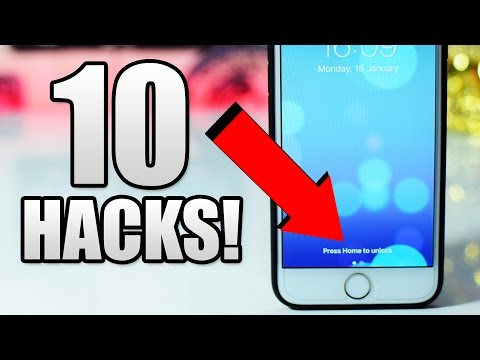 10 iPHONE HACKS, SECRETS, TIPS AND TRICKS THAT YOU SHOULD KNOW!