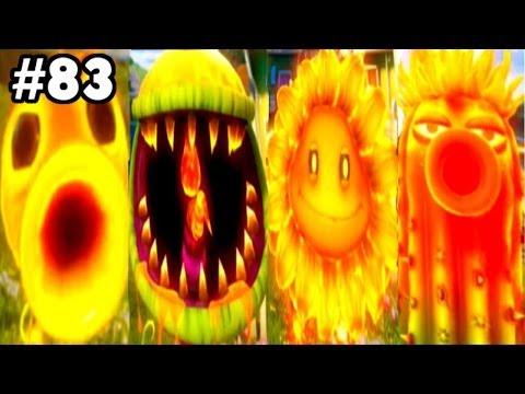 Plants vs. Zombies: Garden Warfare - All Fire Plants