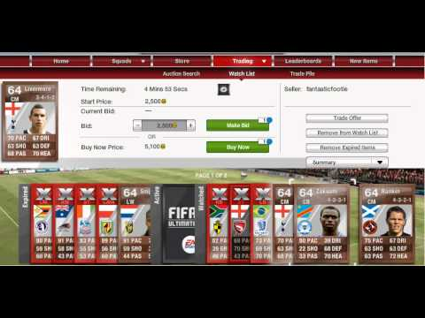 Fifa 12 Ultimate Team Tips And Tricks Part 2 : Best Bronze Team