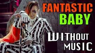 FANTASTIC BABY - BIGBANG (House of Halo #WITHOUTMUSIC parody)