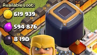 8000 DARK ELIXIR!  Barch Rush TH11 Farm to Max | Clash of Clans