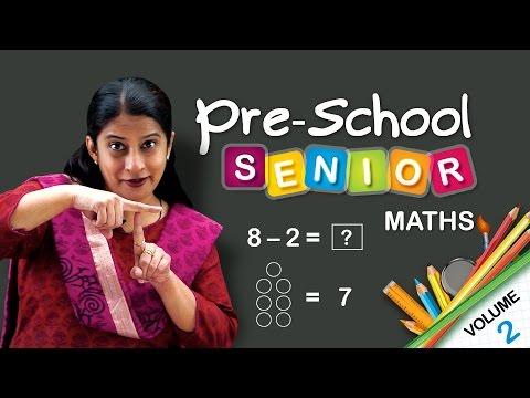Maths School Syllabus Senior Kindergarten   Learn Maths For Kids   CBSE   NCERT   Pre School Maths