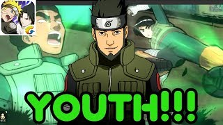 Naruto Online: Hidan Strong Approach | Easy - Difficult