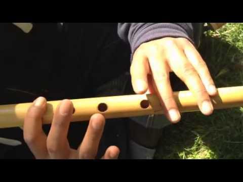 Learning bansuri - yo nepali shira uchali...