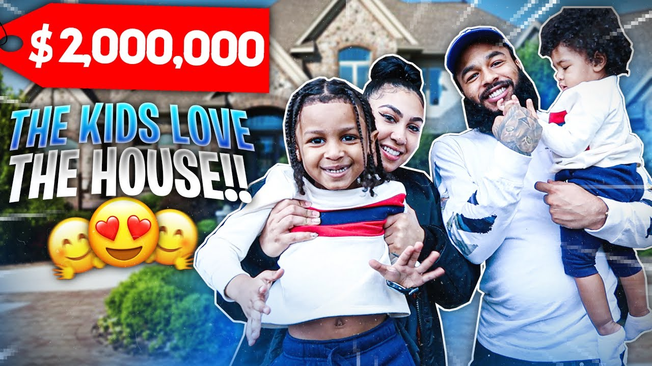 WE THINK THIS IS OUR DREAM HOUSE!!! (CJ IS BACK)