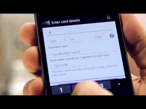 Google Wallet Make Your Phone Your Wallet by Google