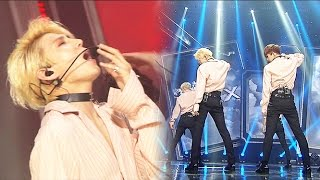 《ROMANTIC》 빅스(VIXX) - 사슬(Chained up) @인기가요 Inkigayo 20151129