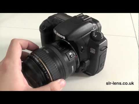 Canon EOS 20D Digital Camera Review