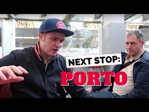 Lisbon to Porto by Bus | Portugal Travel Vlog