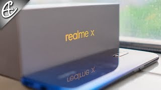 Realme X Unboxing & Hands On - MAJOR Improvements!!!