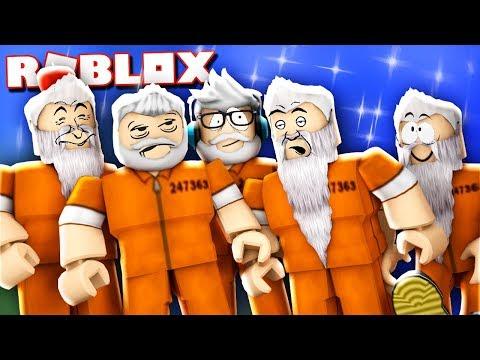THE PALS GROW OLD & DIE IN PRISON!? (Roblox Jailbreak)