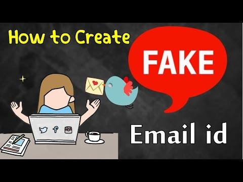 How to create FAKE Email id || Hindi
