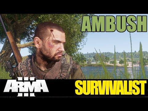 Ambush - Arma 3 (DayZ 2049) - Episode 3