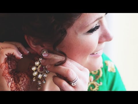 Kerry and Amit: Wedding Film at Hempstead House in Queens, NY