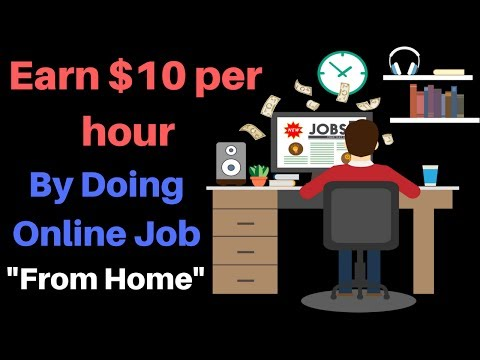 [Hindi] Earn RS 450 per Hrs - Job For Indian - How To Earn Money Without Investment