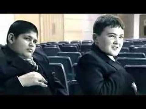 'Use your head teach' television advert