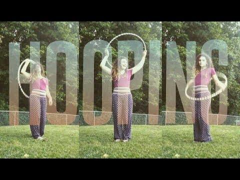 Finding My Flow | Hooping Practice
