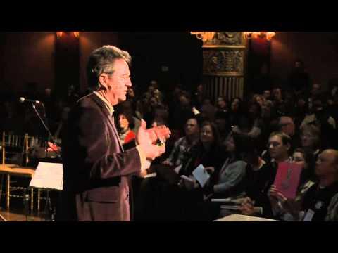 EWG President Ken Cook talks farms subsidies at TEDx Manahattan in July 2010