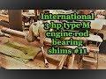 International 3 HP type M engine rod bearing shims #11