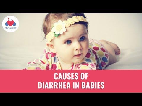 Causes of Diarrhea in babies - Newborn Care