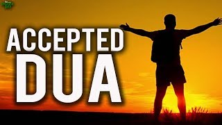 Your Duas Will Be Accepted On This Day!