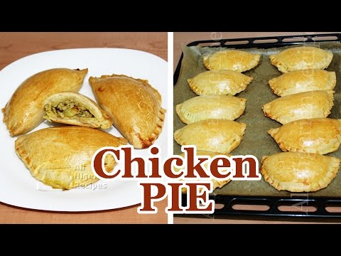 Nigerian Chicken Pie | All Nigerian Recipes