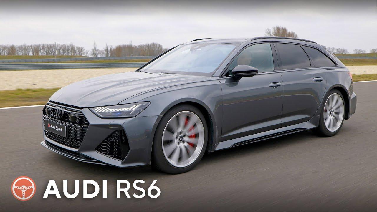 Audi RS6 je vrchol, ktorý sa už nezopakuje. Porazí ho RS e-tron GT? - volant.tv