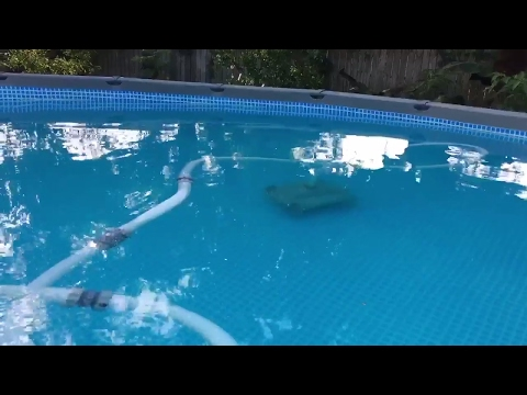 Intex Automatic Pool Cleaner - Setup/Review