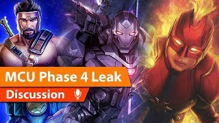 Download MCU Phase 4 Leak Discussion & More Video