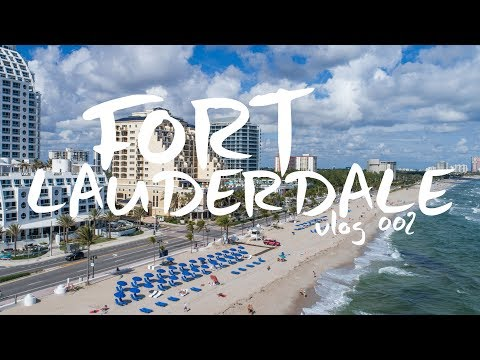 Key West to Fort Lauderdale Florida - Vlog 02 -  Road Trip 2017